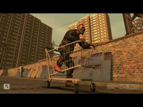 GTA IV DUMBS HD
