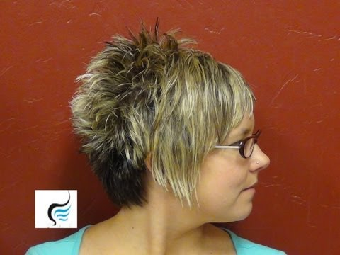 How to Cut an Asymmetrical Hairstyle | Girls Hairstyles