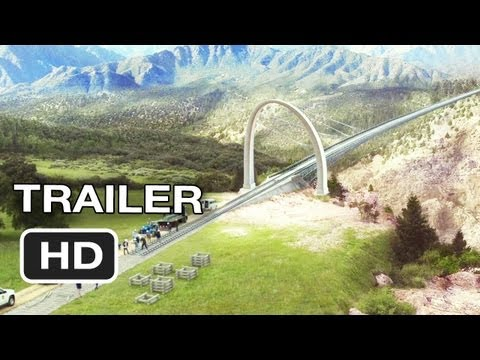Atlas Shrugged Part II Official Trailer #1 (2012) - Ayn Rand Movie HD