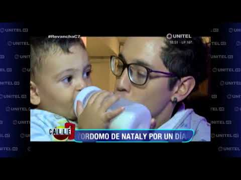 Diego El Mayordomo deja plantada a Nataly Justiniano