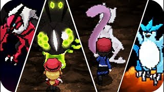 Pokemon X & Y - All Legendary Pokémon Locations (1080p60)