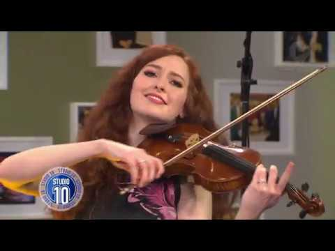 Celtic Woman Perform 'Mo Ghile Mear' | Studio 10