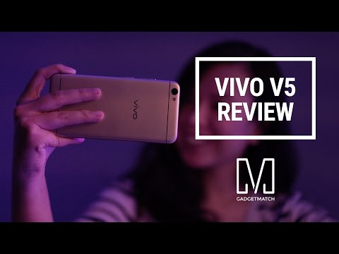 Vivo V5 Unboxing & Review