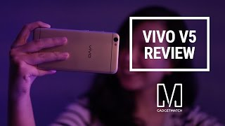 Vivo V5 Unboxing & Review