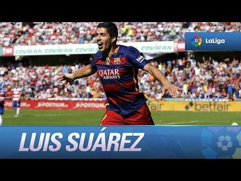 Luis Suárez sentencia LaLiga con un hat-trick