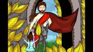 Jesus entra a Jerusalén (Domingo de Ramos) - Danny Cabezas