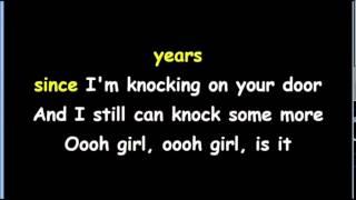 Bob Marley Waiting in vain Karaoke con testo e cori