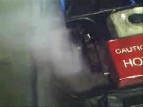 Go Kart Burnout Compliation