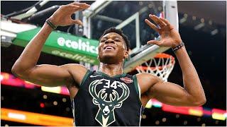 NBA wrap: Giannis Antetokounmpo, Bucks nip Celtics to extend lead in Eastern Conference