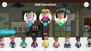 Toontastic by Google: make a 3D video cartoon in minutes