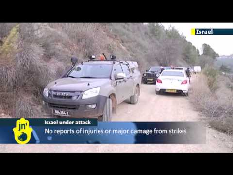 Israel Under Attack: Rockets fired from Lebanon strike near northern Galilee town of Kiryat Shmona