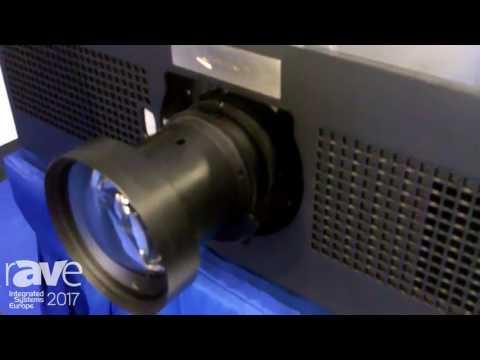 ISE 2017: AVANZA Intros WU15 Laser Projector