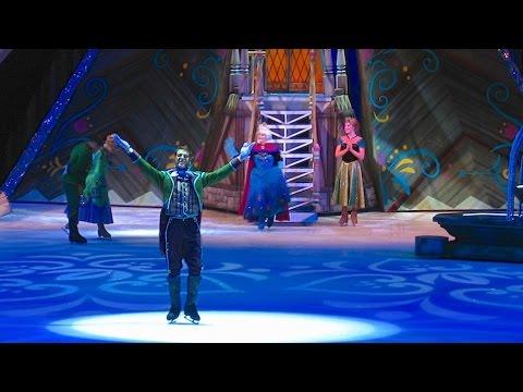 Queen Elsa Coronation With Anna Hans In Frozen Disney On