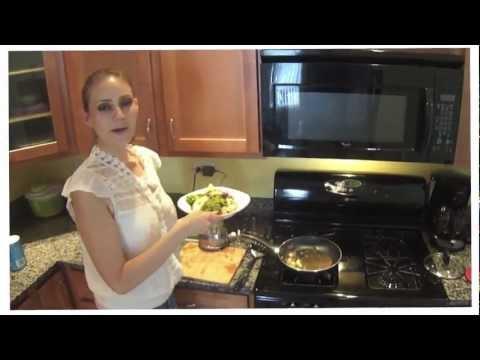 Guisado de res con coliflor y brocoli