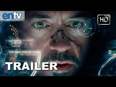 Iron Man 3 &#8211; Extended Super Bowl Trailer (HD)