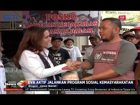 Aktif Dunia Sosial, Eva Mutia Berkomitmen Jalankan Program Pro Rakyat - SIP 25/11