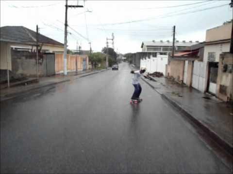 1° Drop do ano - Carlis Jonny Skateboard