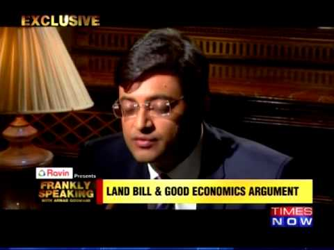 Frankly Speaking with Arun Jaitley - Part 1
