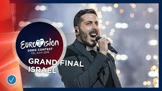 Israel - LIVE - Kobi Marimi - Home - Grand Final - Eurovision 2019