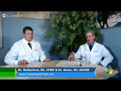 Fibromyalgia and Depression | Dr. Martin Rutherford | Dr. Randall Gates | Power Health Talk