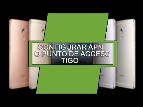 Huawei Mate S Configuracion APN Internet Tigo Colombia O Punto De Acesso