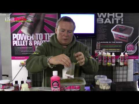 Keith Williams - Mainline Baits, Kent Fishing Show 2012