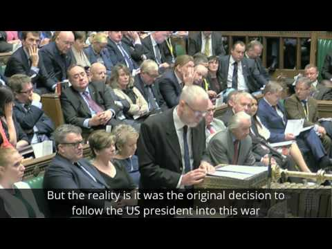 Jeremy Corbyn - Response to the Chilcot Inquiry report