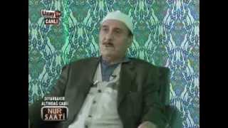 SOHBET ÖZEL ABDULKADİR BADILLI (21 03 2014) SÖZ TV
