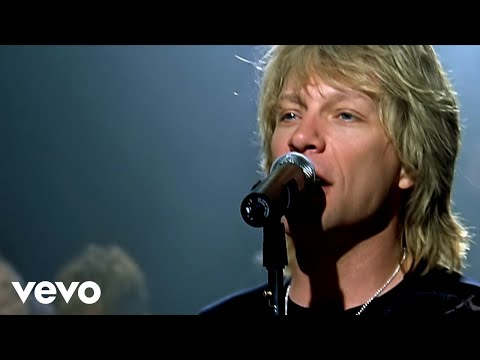 Bon Jovi - Have A Nice Day Video