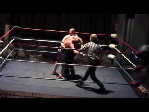 Dean Allmark vs Cayden Lay from Rhyl 5/8/2014 ASW UK