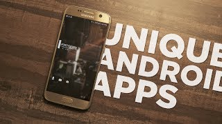 Top 5 unique android apps you must download in July 2017!