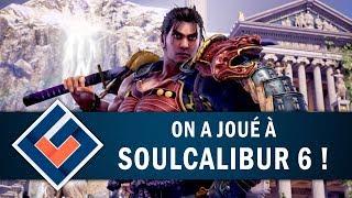 SOUL CALIBUR 6 : Le mode histoire | GAMEPLAY FR