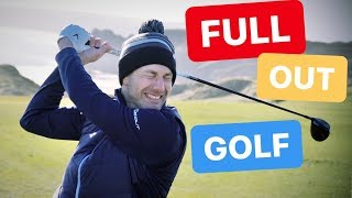 NEW CHANNEL GAME FULL OUT GOLF ITS ALL OR NOTHING