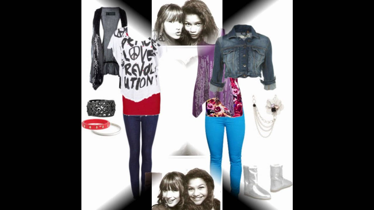 Zendaya Style On Shake It Up how to get shake it up clothes