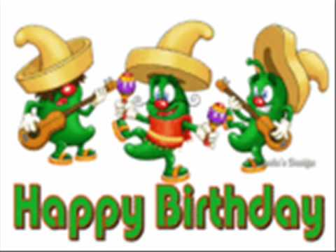 Feliz cumple!Tia Maria! - YouTube