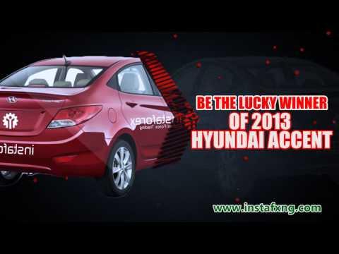 InstaForex Offers Hyundai Accent for Nigerian Forex Trader
