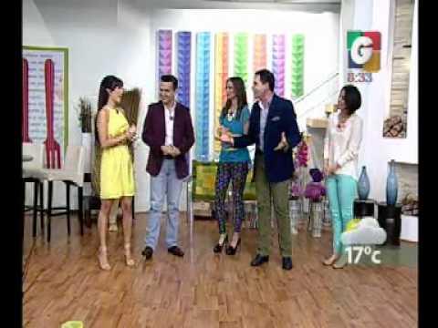 Arriba Chapines - Loraine Quinto se une a VLM