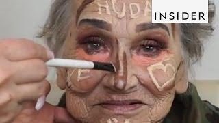 Grandma-Grandaughter Beauty Bloggers