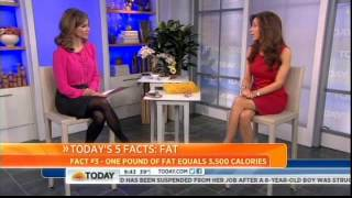 "Dr. Keri Peterson Today Show ""Five Fat Facts"""