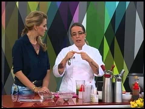 Angélica Vitali personal chef) CULINÁRIA MOLECULAR