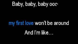 Justin Bieber feat. Ludacris - Baby (LYRICS ON SCREEN!!!)