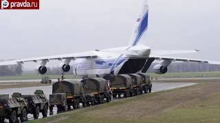 Russian An-124 Ruslan jumbo jets will not transport NATO tanks anymore