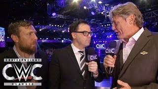 William Regal on the CWC's impact: Cruiserweight Classic Live Finale on WWE Network