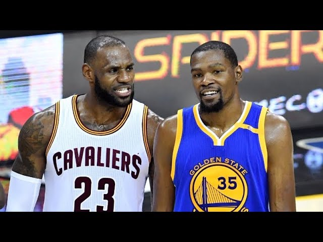 Kevin Durant says he's happy LeBron James is using his platform | ESPN