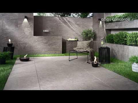 Outdoor Living | stone look | Atlas Concorde | Brave