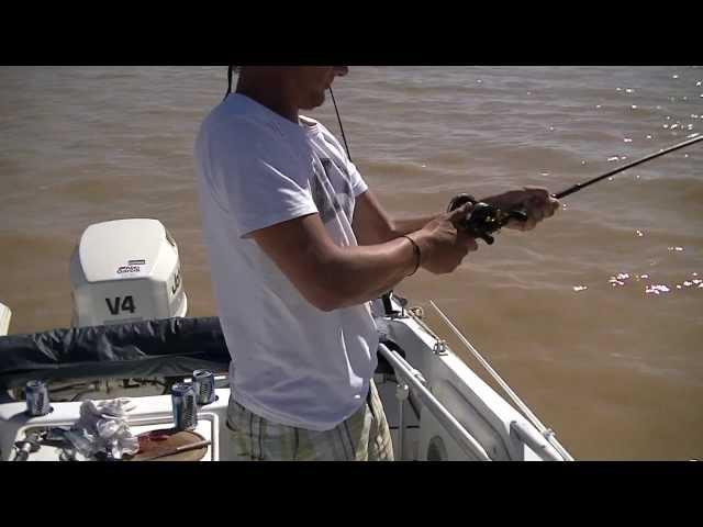 Pescando un patí  (1080p FULL HD)