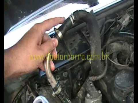 Dr CARRO - Vazamento de água Ar Quente dentro do carro! Água do Radiador