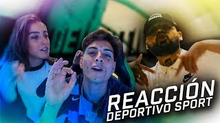 Reacción a Diamante Ayala - Deportivo Sport ft. Papu Demente, NawelTbk, OsxMob, Chiki Wanted