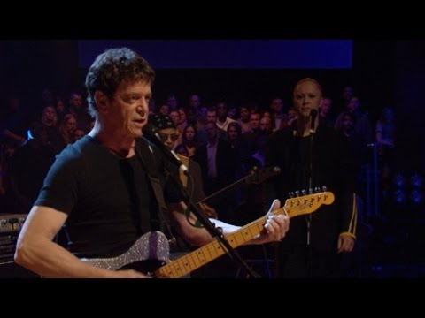 Lou Reed - Perfect Day Live