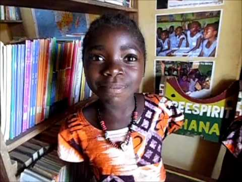 Ghanaian children's dream - African culture overseas